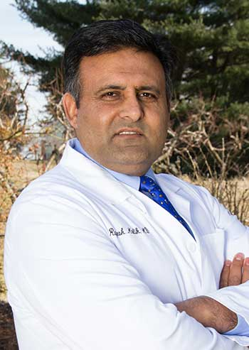 Rajesh Malik MD completed his medical education at the prestigious Maulana Azad Medical College, New Delhi, India. He completed his three year residency in Internal Medicine-Primary Care at Brooklyn Jewish Hospital (Interfaith Medical Center) affiliated with State University NY in Brooklyn NY.